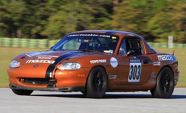 Robert Noaker Mazda MX-5